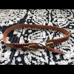 Beautiful Cognac Brown Belt 💞